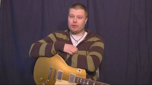 Guitar Lessons - Vibrato 101: How to \